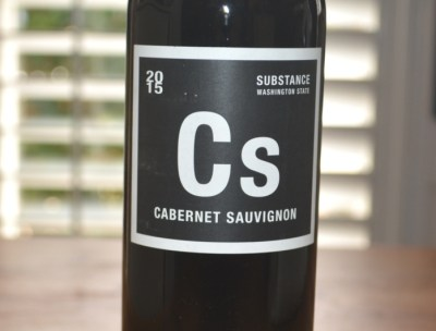 2015 Wines Of Substance Columbia Valley CS Cabernet Sauvignon