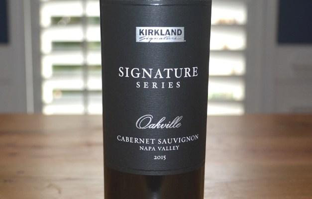 2013 Kirkland Signature Series Oakville Cabernet Sauvignon