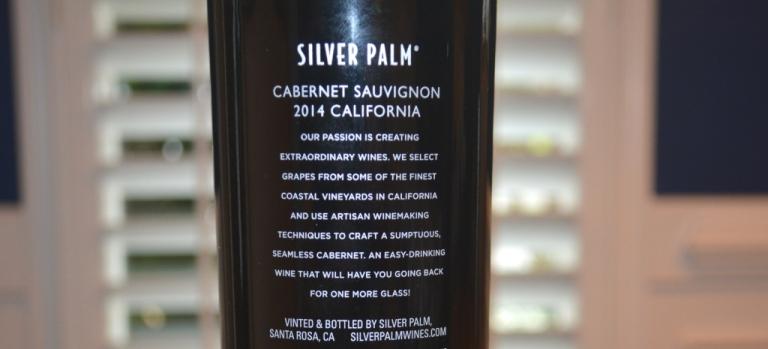 2014 Silver Palm Cabernet Sauvignon
