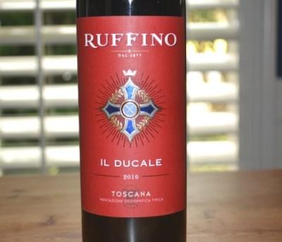 2016 Ruffino Il Ducale Toscana