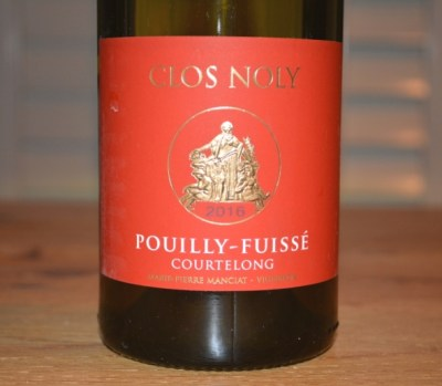 2016 Domaine Le Clos Noly Pouilly-Fuisse Courtelong