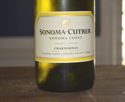 2016 Sonoma Cutrer Sonoma Coast Chardonnay
