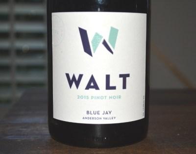 2015 Walt Pinot Noir