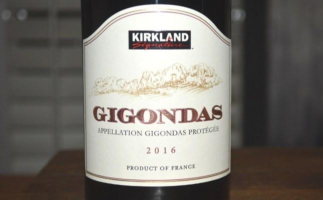 2016 Kirkland Gigondas