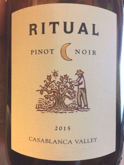 2015 Ritual Pinot Noir
