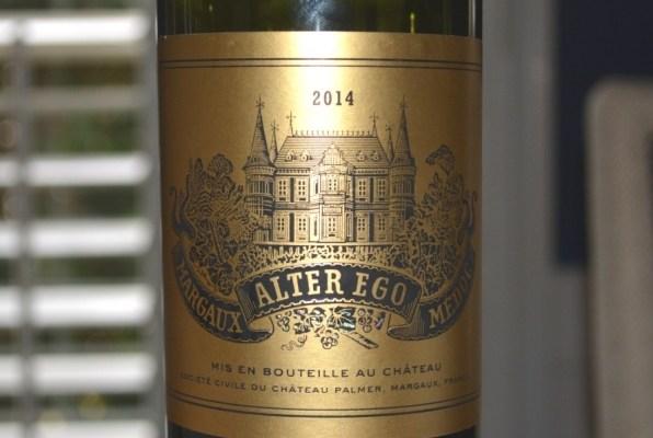 2014 Chateau Palmer Alter Ego de Palmer