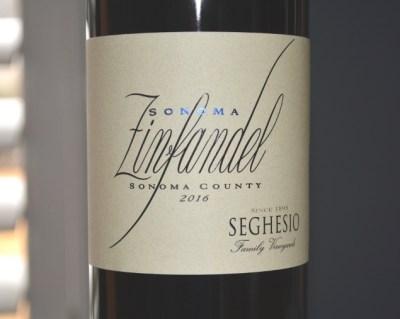 2016 Seghesio Zinfandel