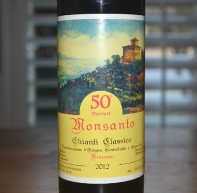 2012 Monsanto Chianti Classico Riserva