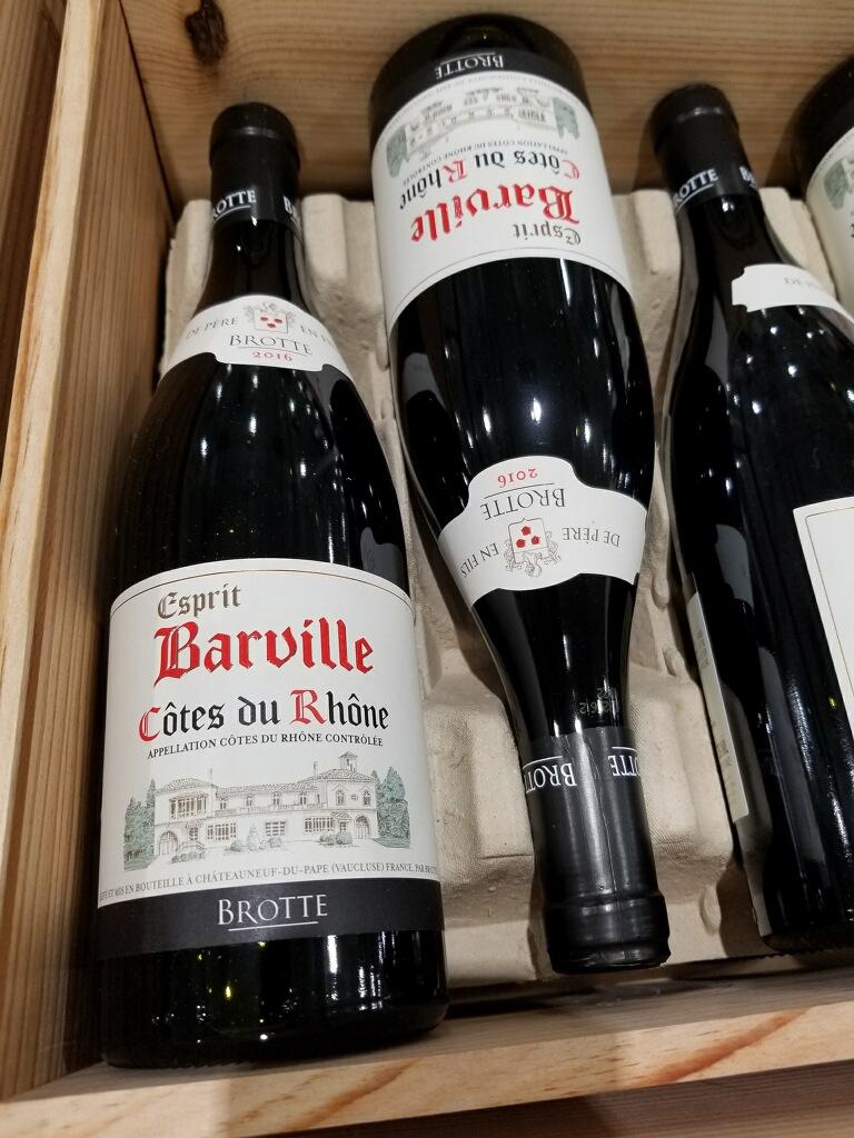 2016 Barville Cotes du Rhone