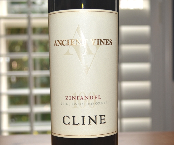 2016 Cline Ancient Vines Contra Costa County Zinfandel