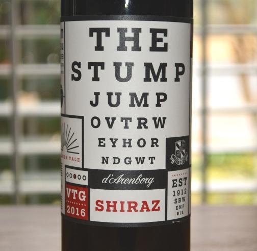 Stump Jump Shiraz