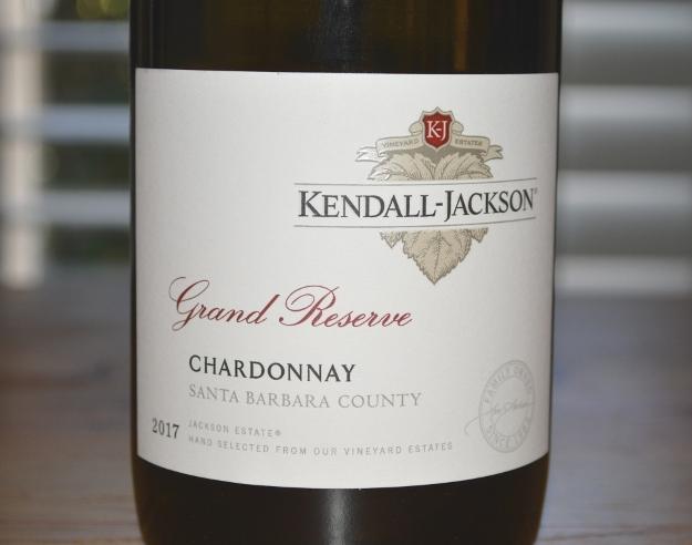 2017 Kendall-Jackson Grand Reserve Chardonnay Santa Barbara County