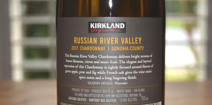 Kirkland Signature Russian River Chardonnay