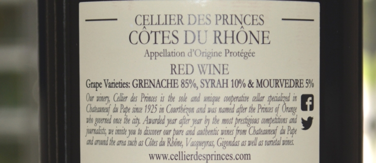 Cellier des Princes