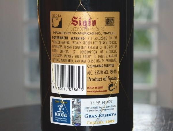 Siglo Rioja