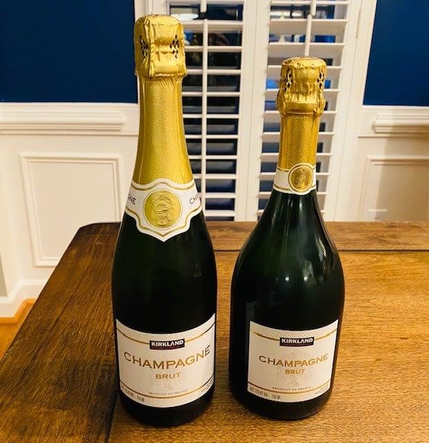 Kirkland Champagne
