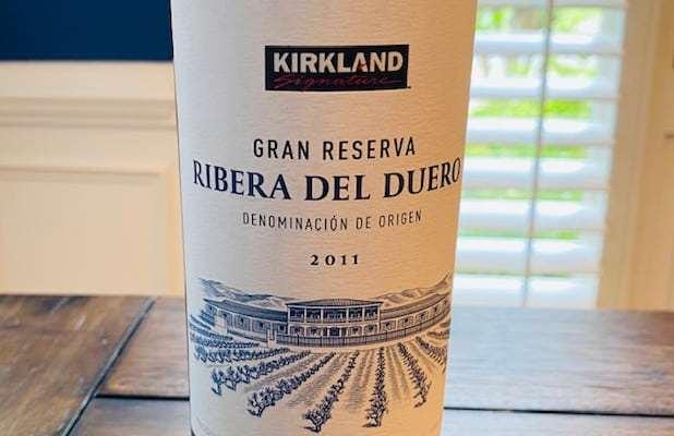Kirkland Ribera del Duero Gran Reserva