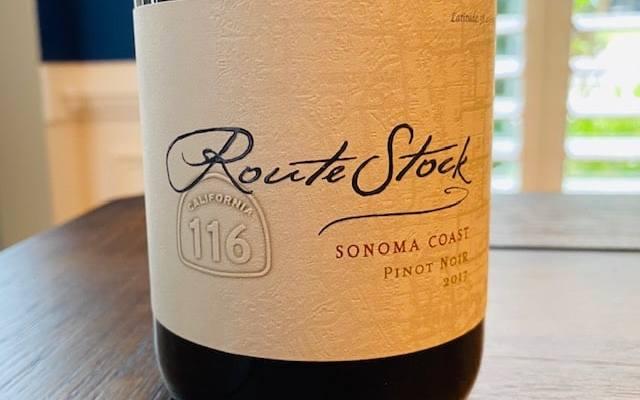 RouteStock 116 Pinot Noir Sonoma Coast