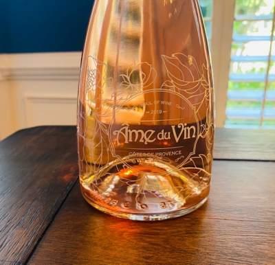 2019 Ame du Vin Cotes de Provence Rose