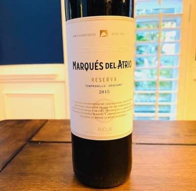 Marques del Atrio Rioja Reserva