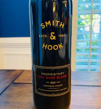 Smith & Hook Red Wine Blend