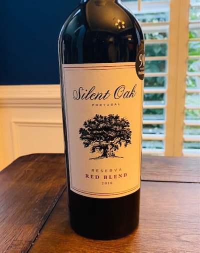 Silent Oak Red Blend Portugal