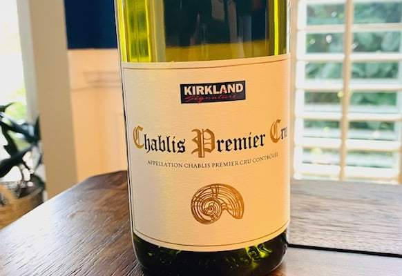 Kirkland Premier Cru Chablis