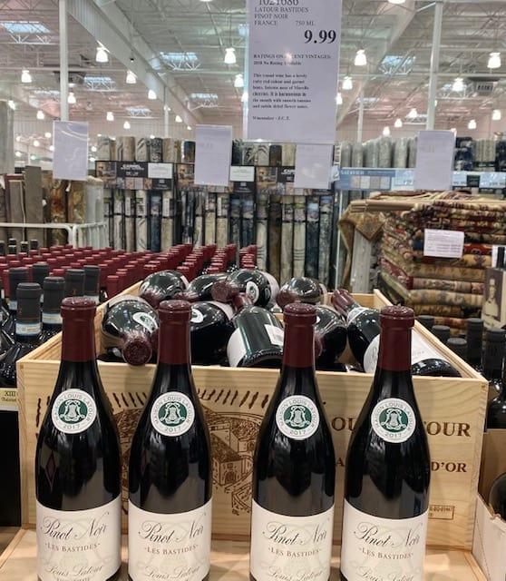 Latour Les Bastides Pinot