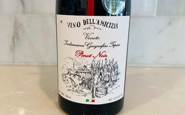 Vino dell'Amicizia Pinot Noir