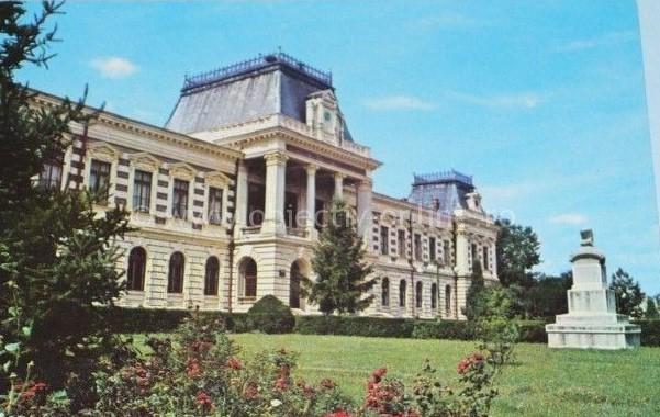 Sediu al Consiliului popular județean (2)