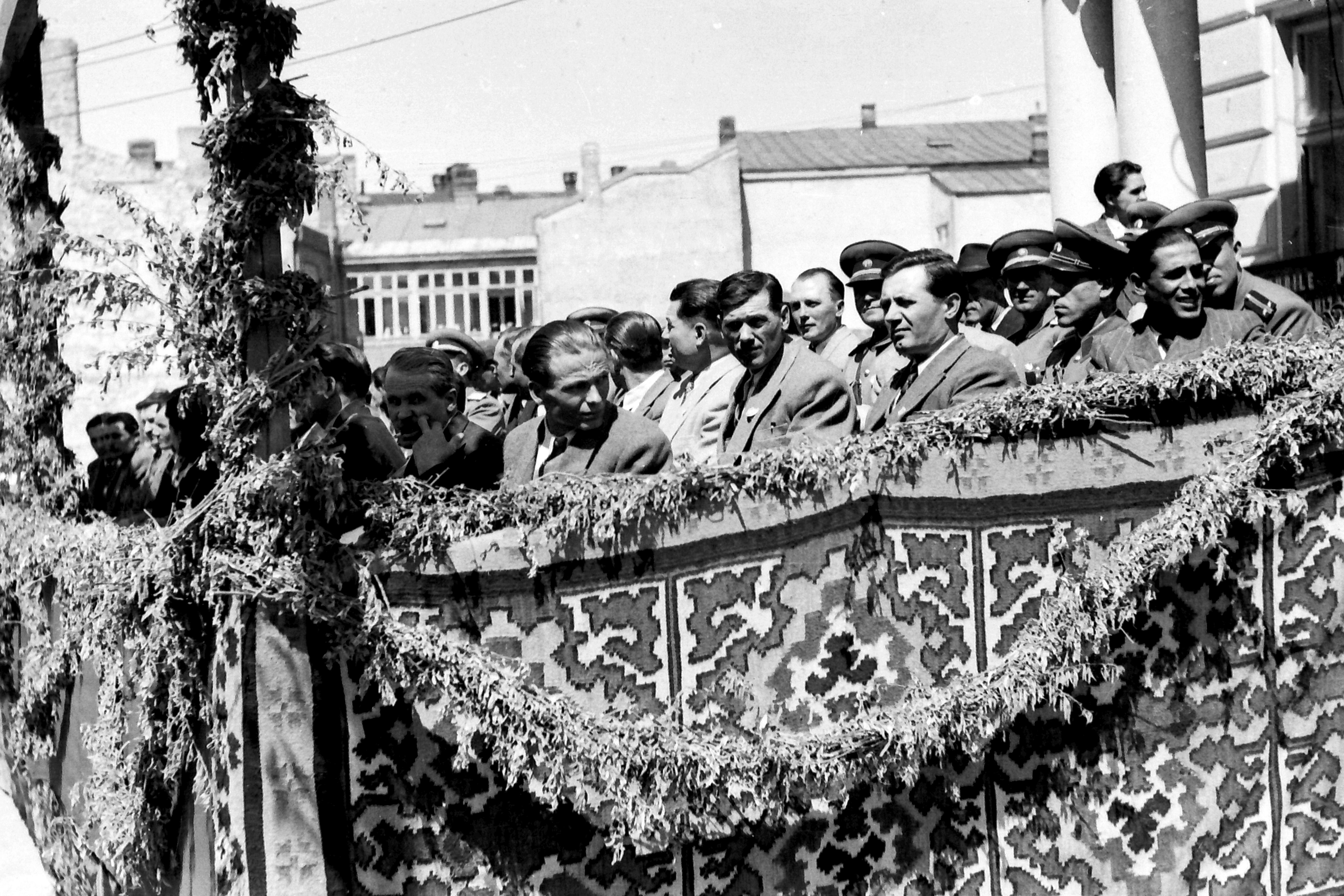 1 mai 1951 - 3