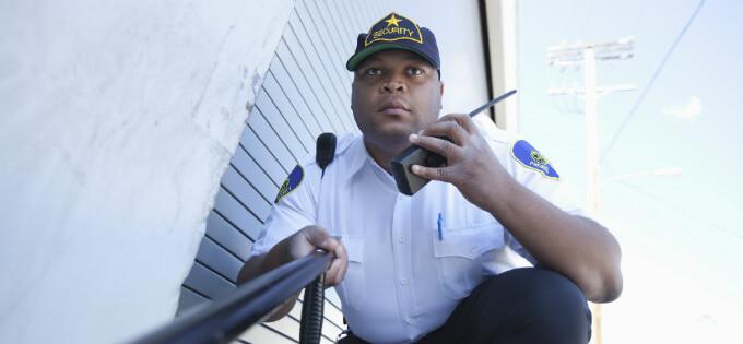Hiring Guard Latest Security