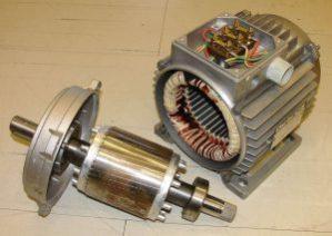 turning rotor