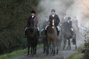 Village hunters on Patrol