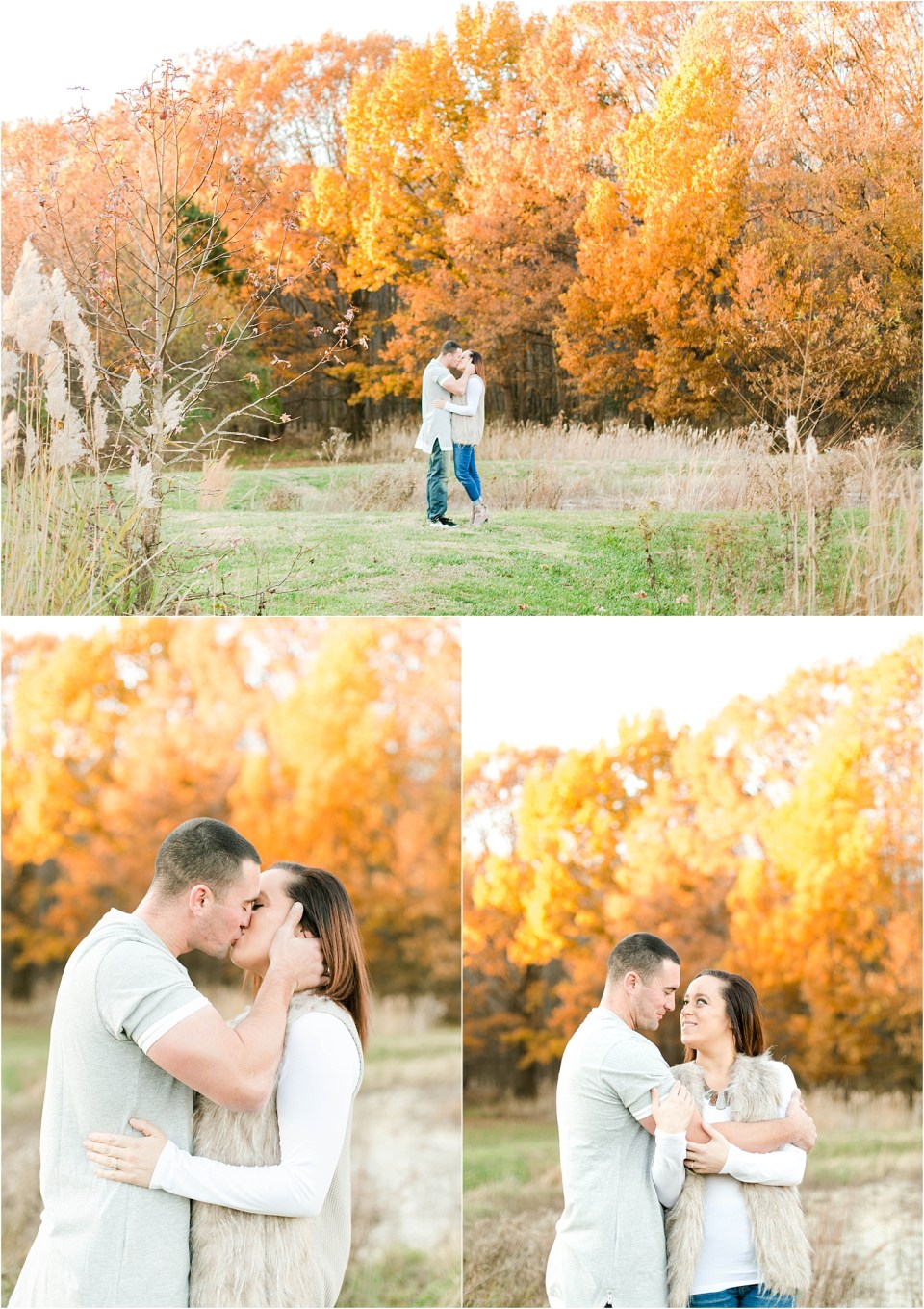 Sandy Point State Park Anniversary Session