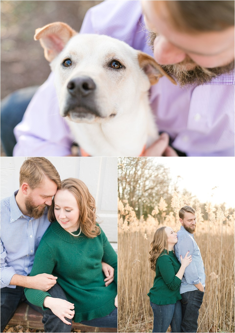 Greenwell State Park Engagement