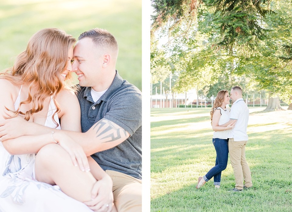 St Mary's County Engagement Session Washington DC Wedding Photographer Costola
