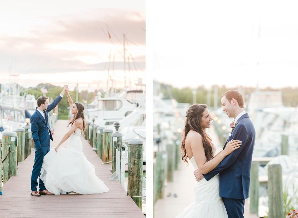 Summer Wedding Herrington On The Bay Costola Photography