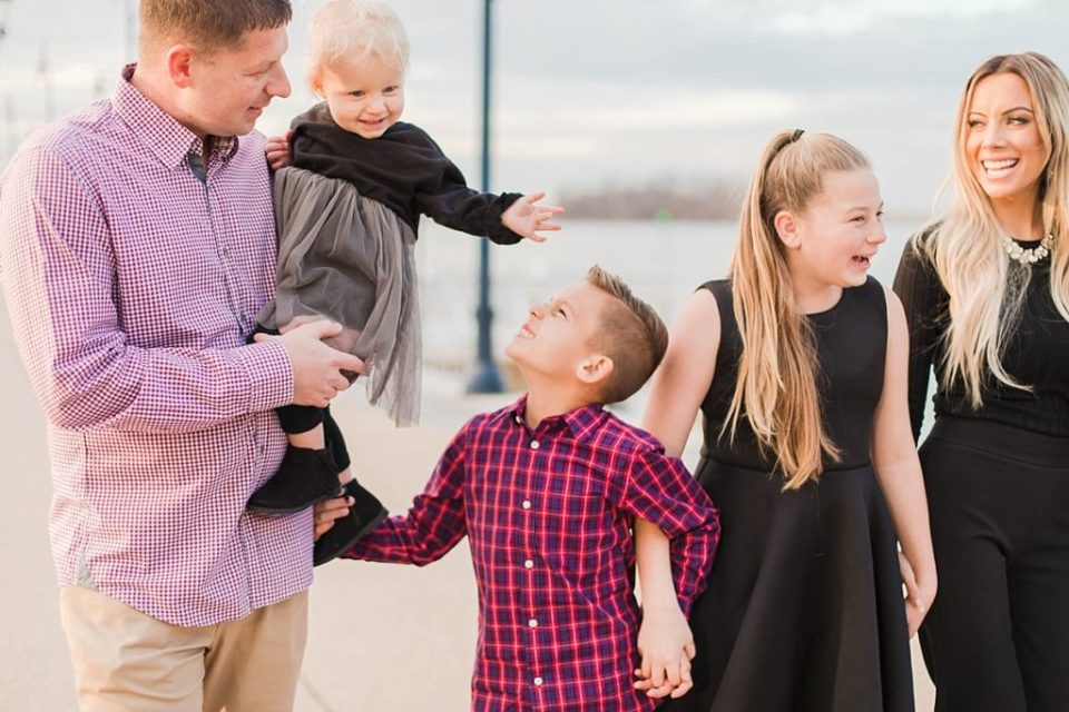 National Harbor Family Session