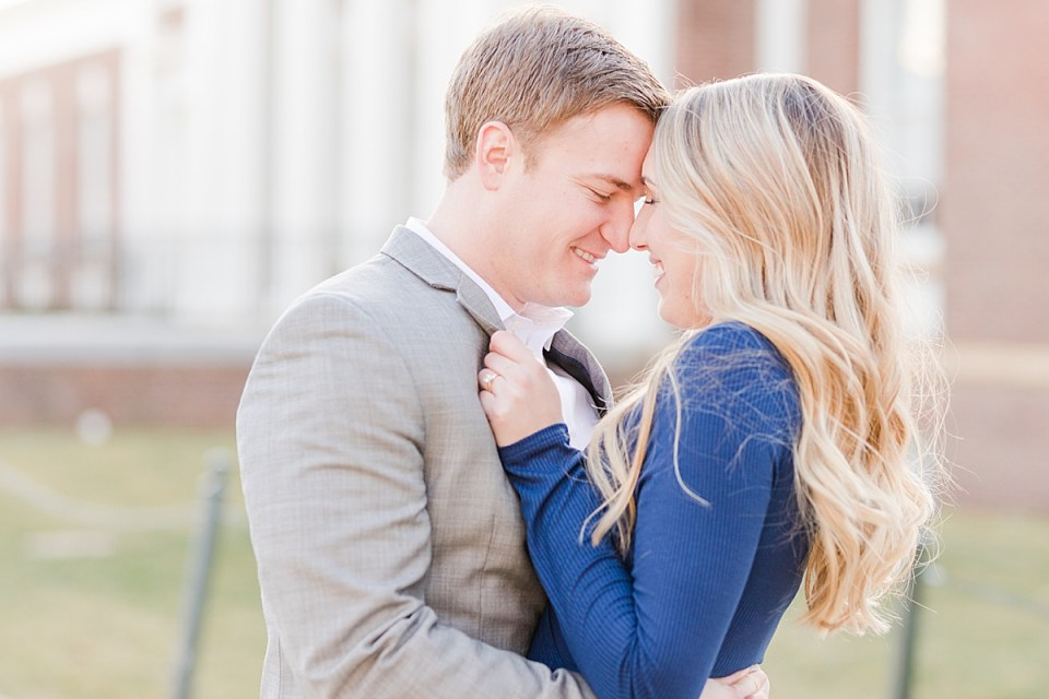 Charlottesville Engagement Session at UVA