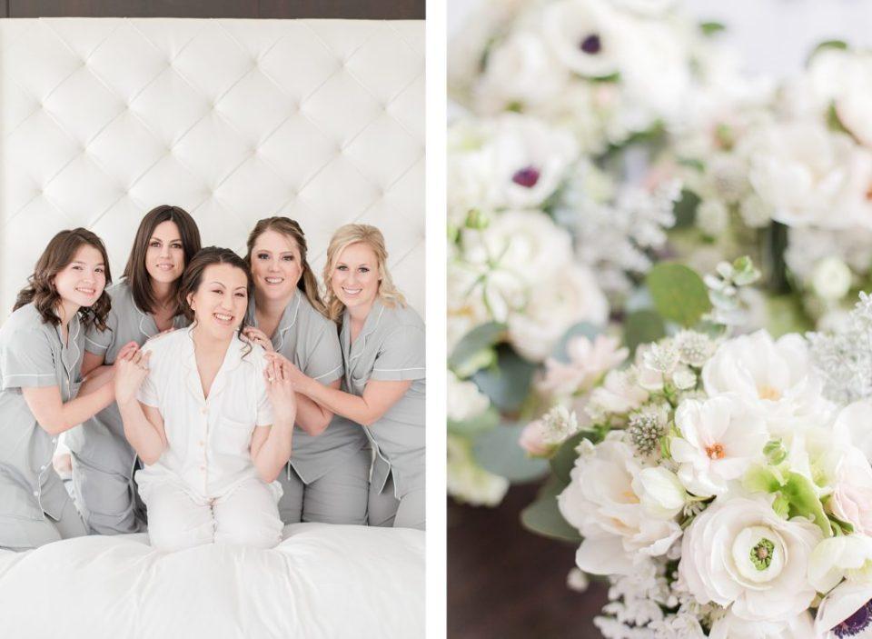 Sofitel Hotel Spring Cherry Blossom Wedding at Decatur House in Washington D.C. Wedding