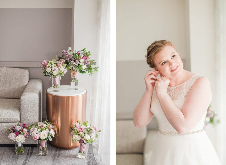 Getting Ready for a Wedding at Lorien Hotel & Spa by Costola Photography