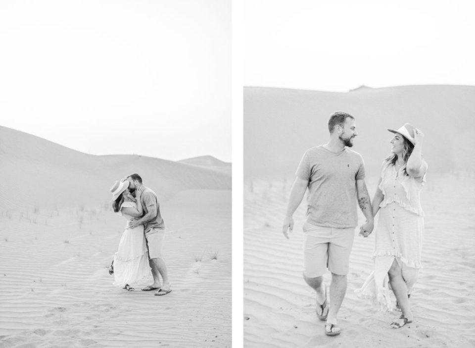 Couple photo shoot in Dubai Dessert