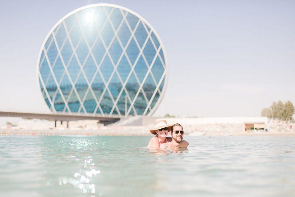 abu dhabi beach resort