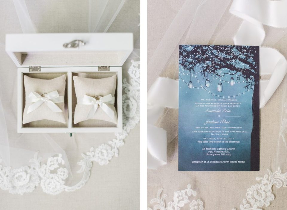 fairytale wedding details by costola photography