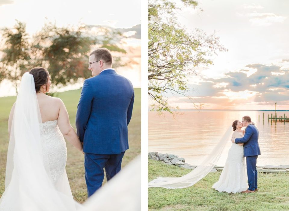 Sunset Portraits at Weatherly Farm photographed by Costola Photography
