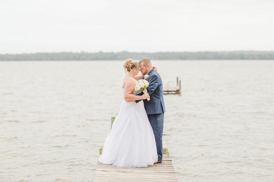 Potomac River Nautical Wedding