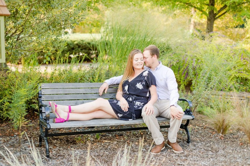 Couples Engagement Session at Quiet Waters Park in Annapolis Maryland by Costola Photography