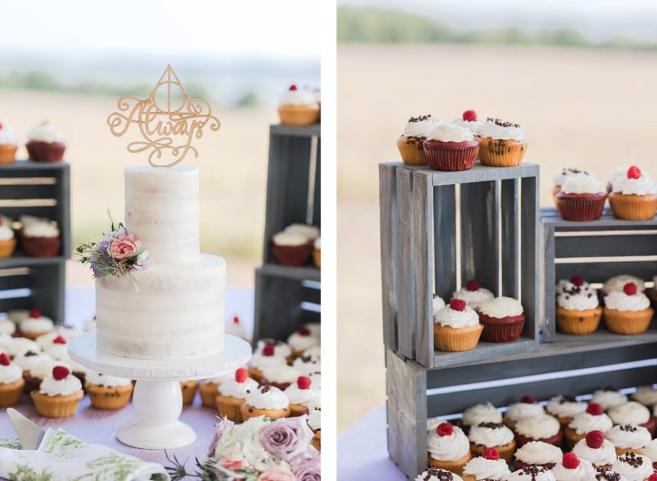 Wedding Reception designed by Serendipity Bridal and Events photographed by Costola Photography