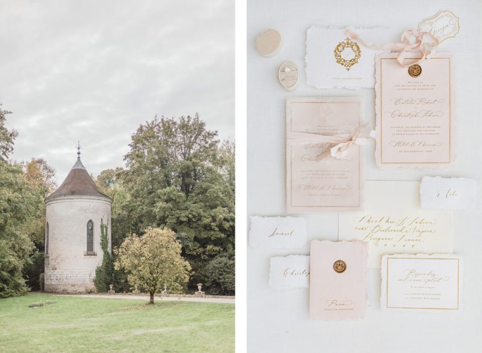 Elopement in Champagne France by Destination Wedding Photographer Costola Photography